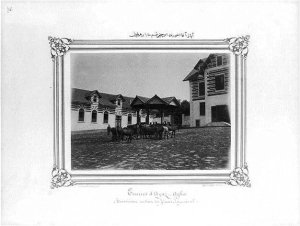 imperial horses and stables at ayazaga at the end of the 19th century1811216726..jpg